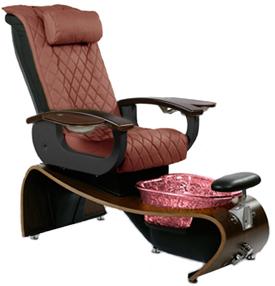 Lavender pedicure chair salon furniture toronto canada usf for Salon furniture canada
