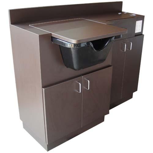 Java wet station salon furniture toronto canada usf for Salon furniture canada