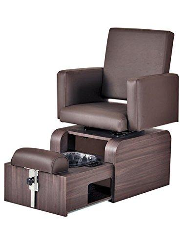 Ps 10 san remo plumbing free pedicure manicure table for Salon furniture canada