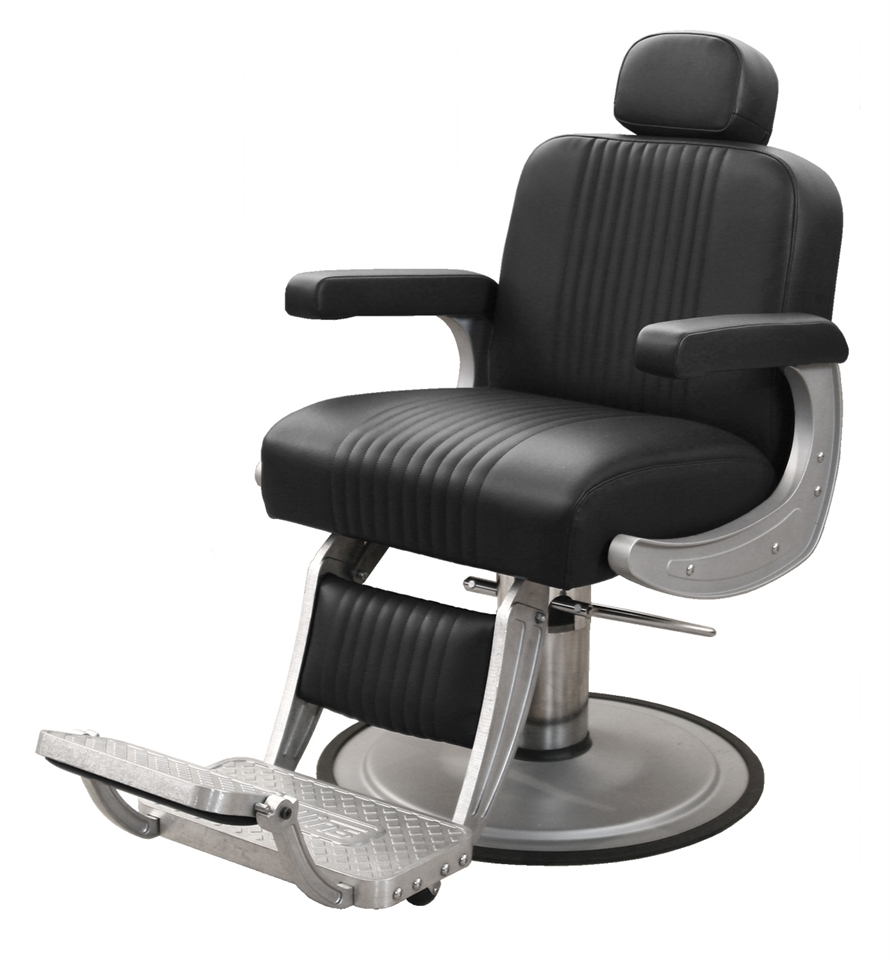 Barber chair png - Cobalt Barber Chair