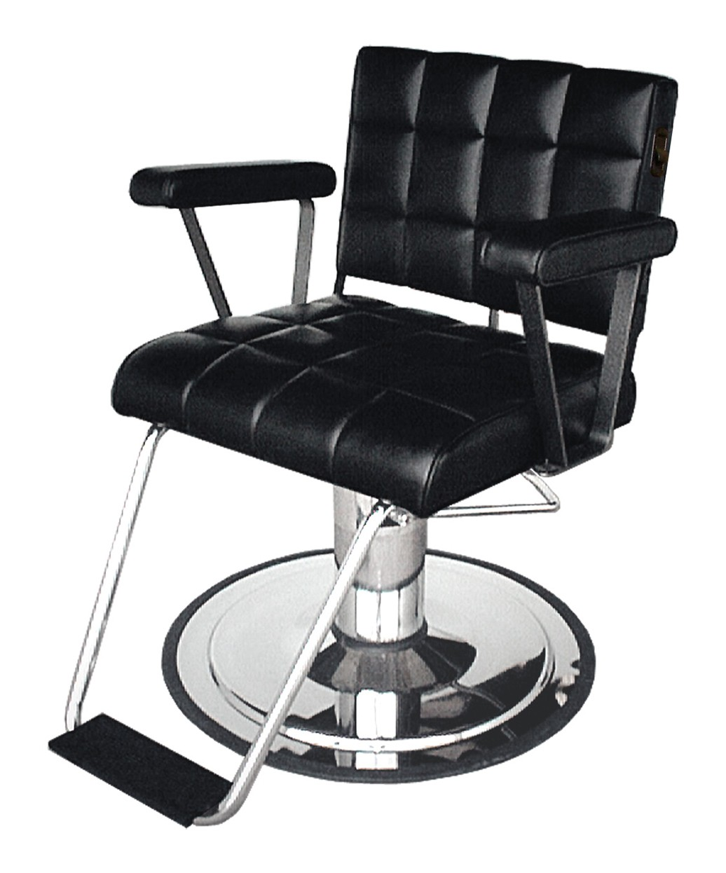 Hackney all purpose chair with recline optional headrest for Salon furniture canada