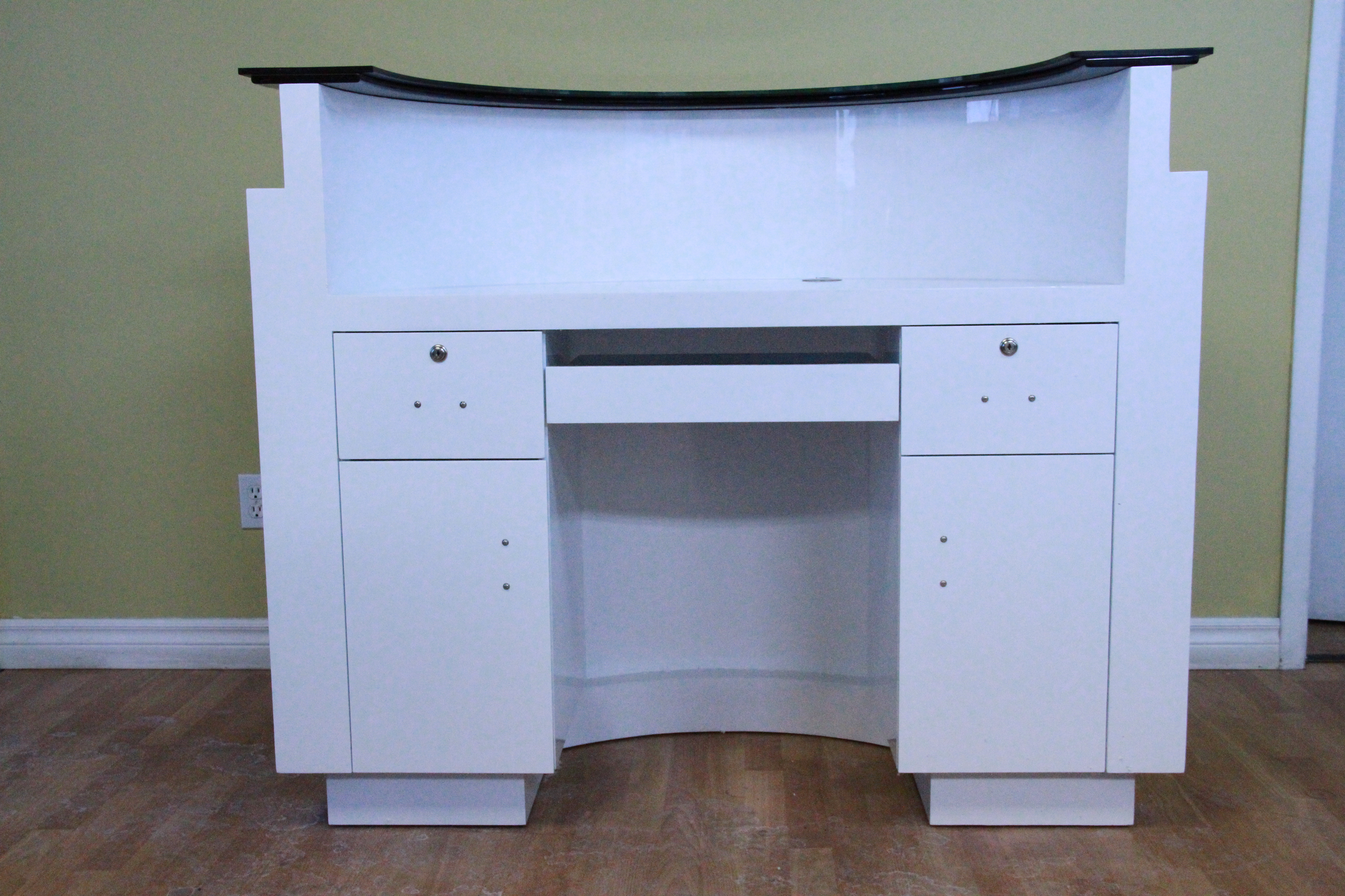 office area salon pics reception and sxs for desk furniture chairs of modular appealing most perfect round style