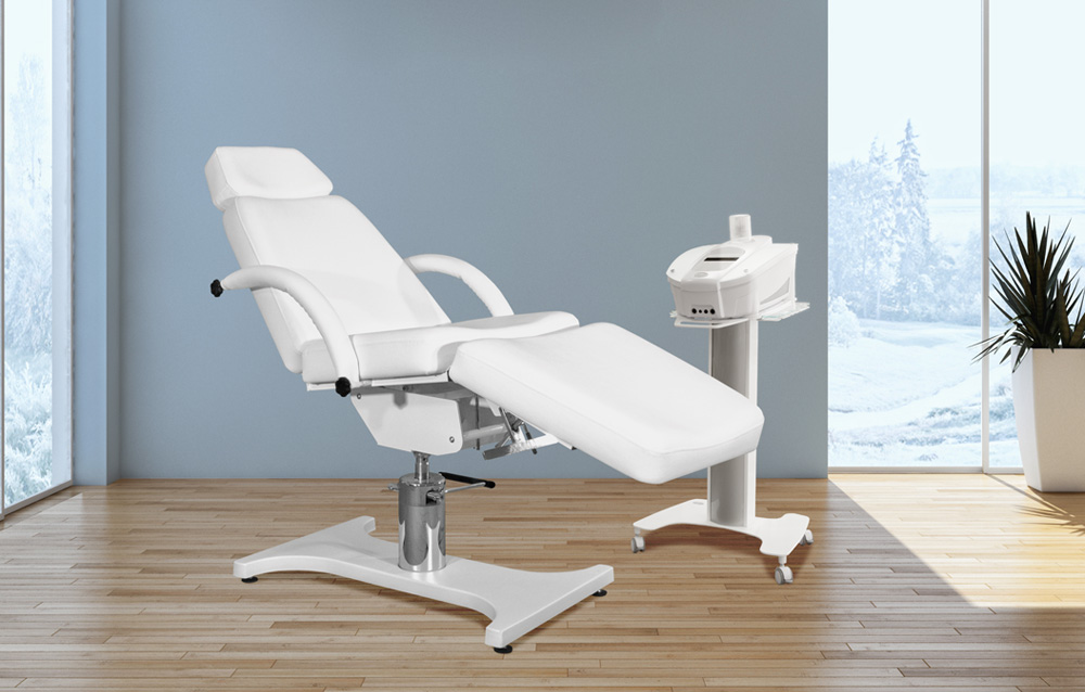 Elite silverstar hydraulic bed salon furniture toronto for Salon furniture canada